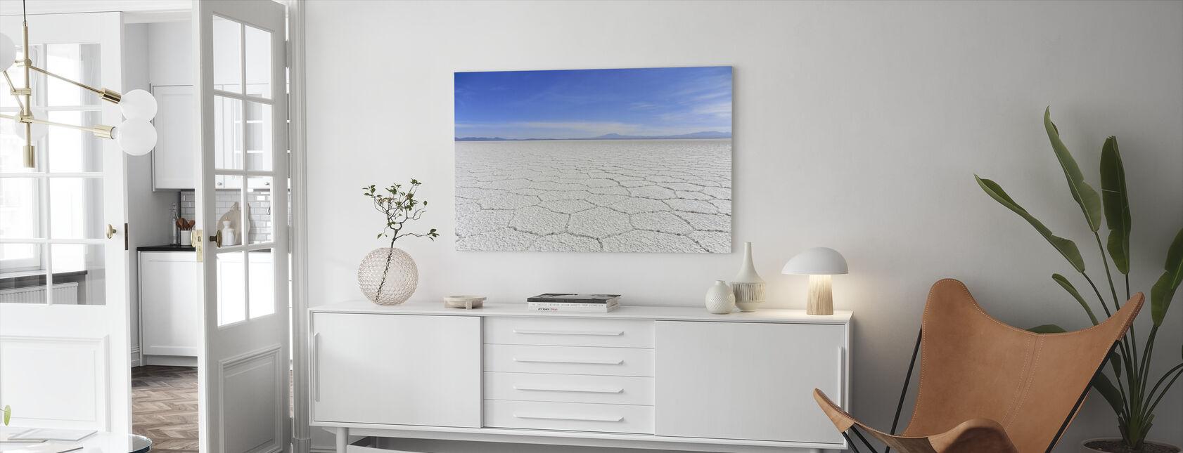 Saltöknen - Canvastavla - Vardagsrum