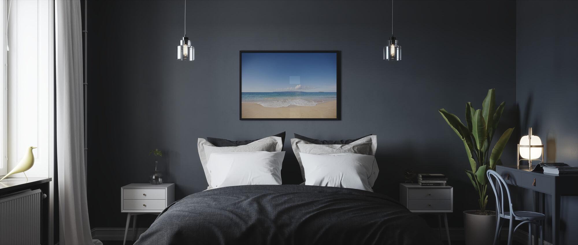 Wave - Framed print - Bedroom