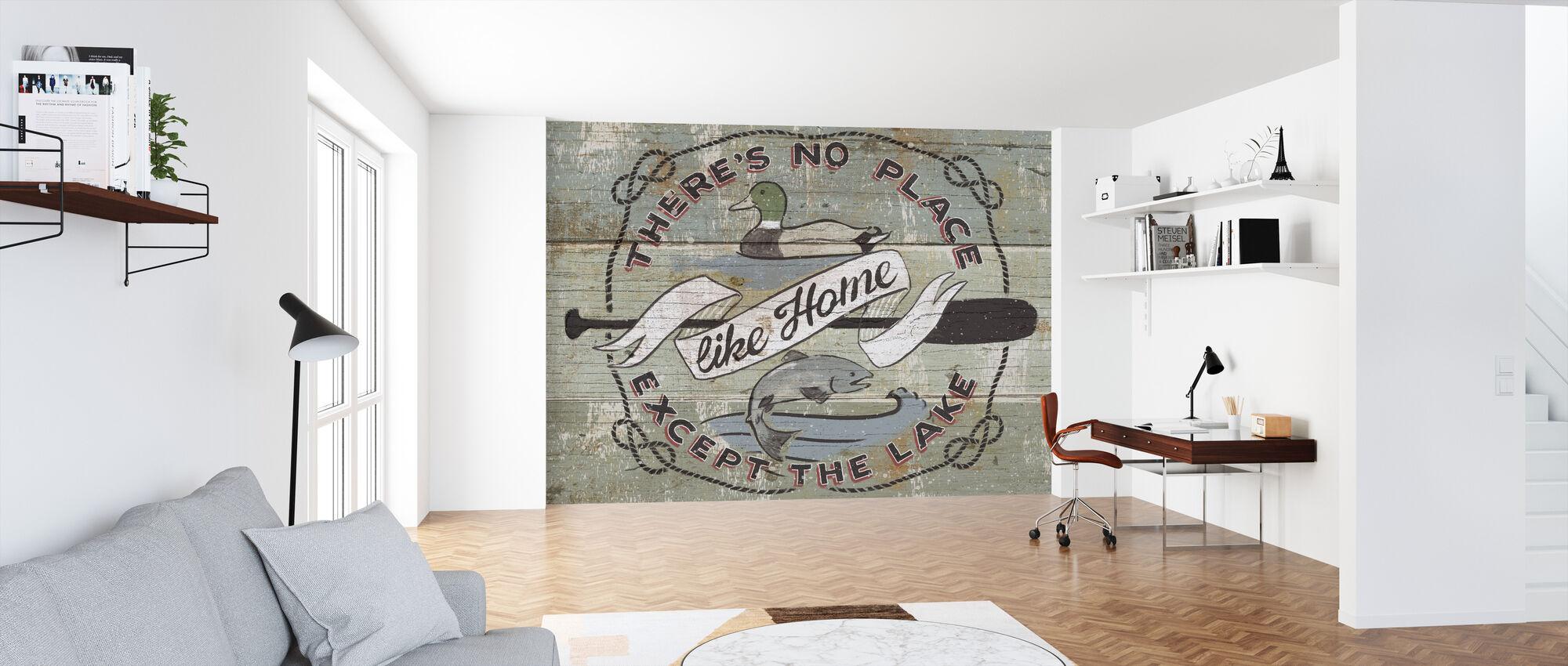 Cabin Fever IV - Wallpaper - Office