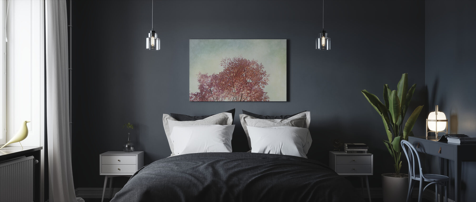Looking Up 3 - Canvas print - Bedroom