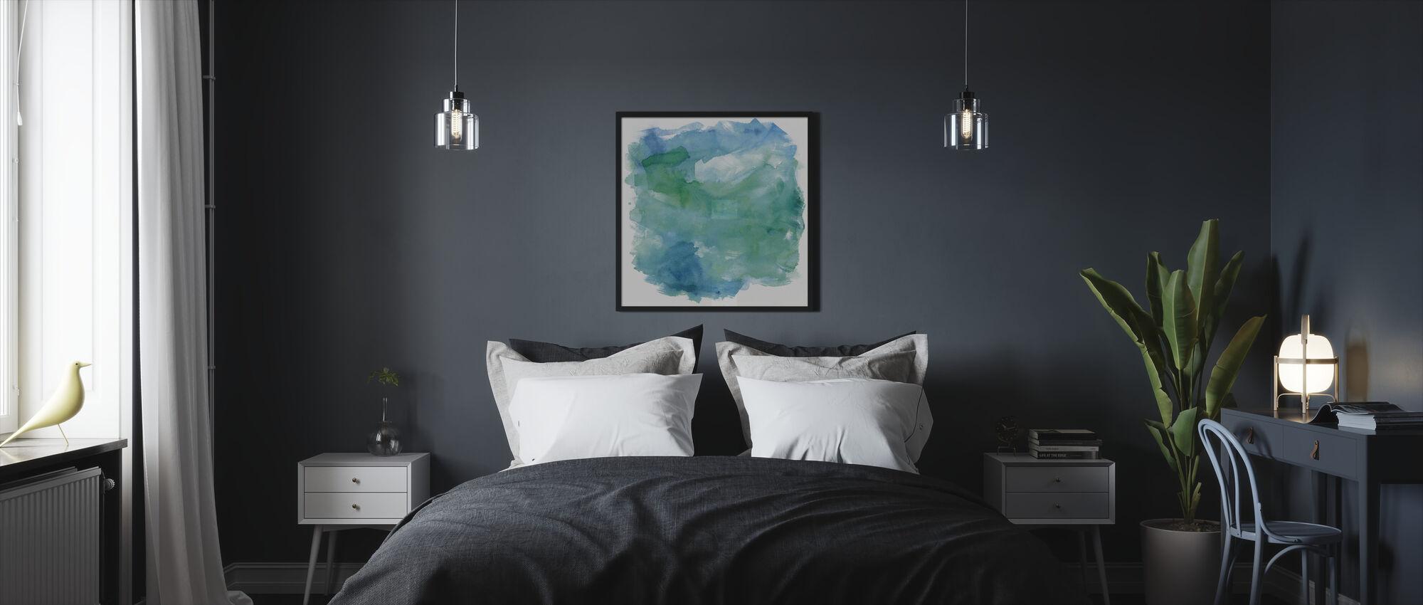 Sea Glass - Framed print - Bedroom