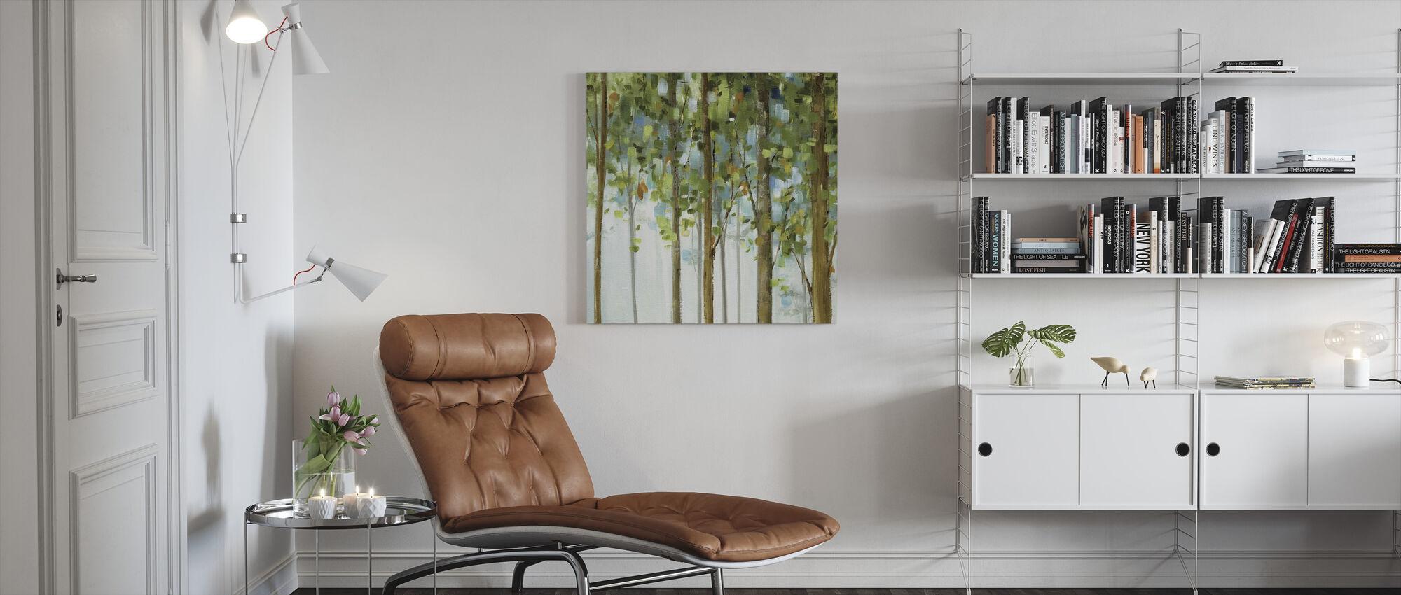 Bosstudie 2 - Canvas print - Woonkamer