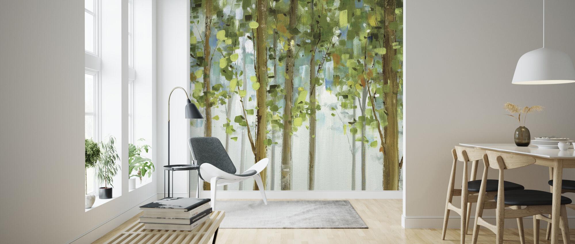 Étude des forêts - Papier peint - Salle à manger