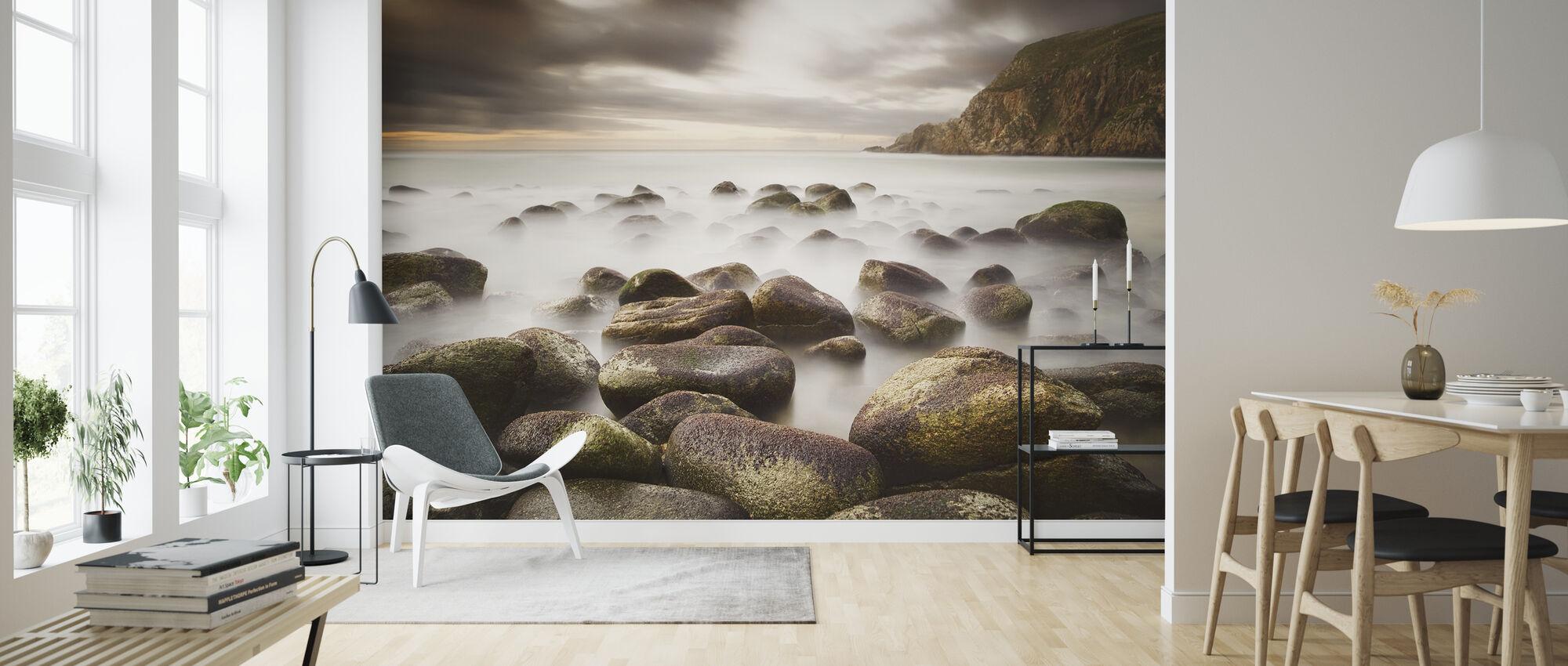 Campelo Beach - Wallpaper - Living Room