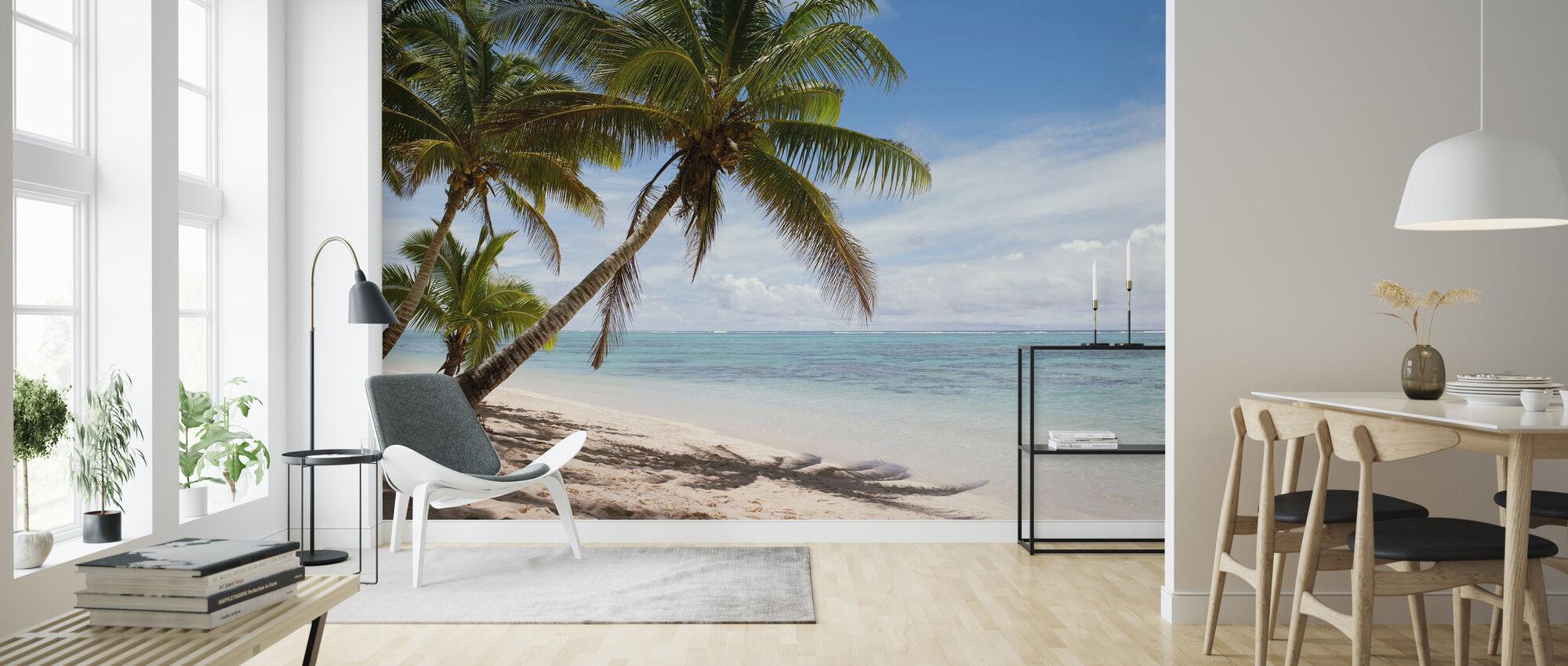 Tropical Beach Scene Wall Murals Online Photowall