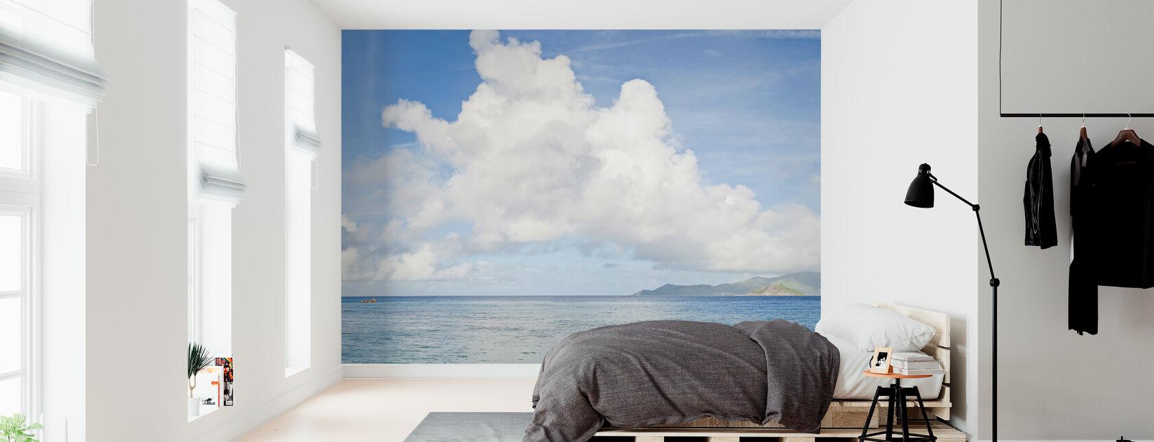 Tropical Panorama - Wallpaper - Bedroom