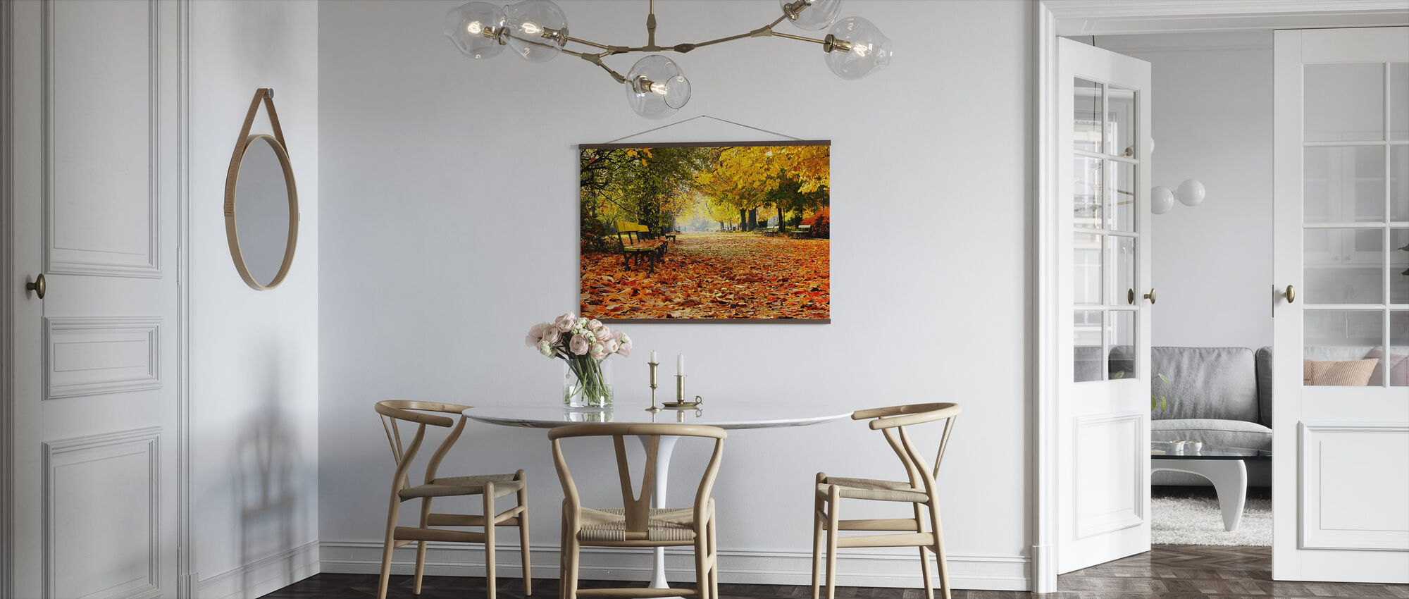 Autumn Park - Poster - Kitchen