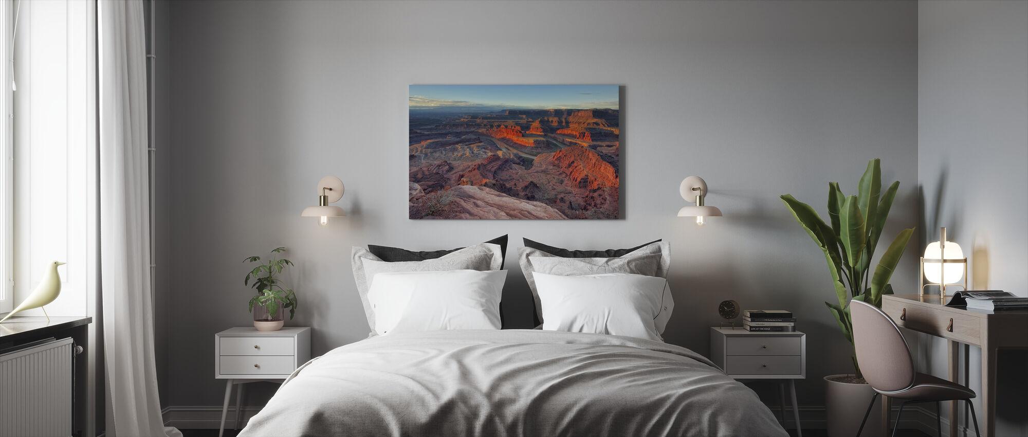 Dode Paard Punt - Canvas print - Slaapkamer