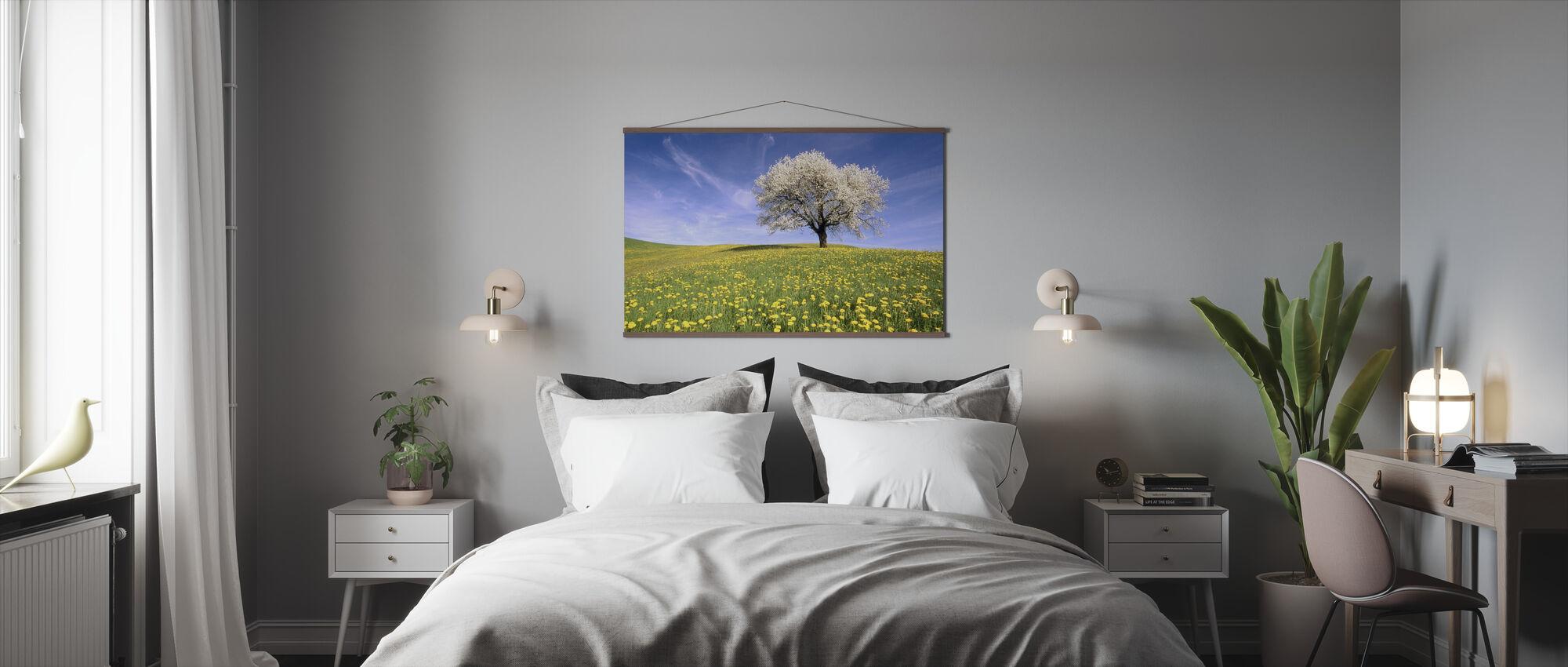 Dandelion Meadow - Poster - Bedroom