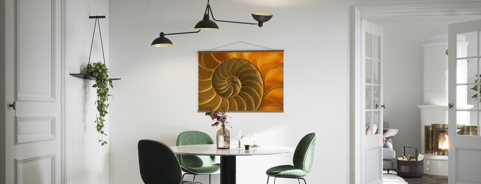 Nautilus Shell - Poster - Kitchen