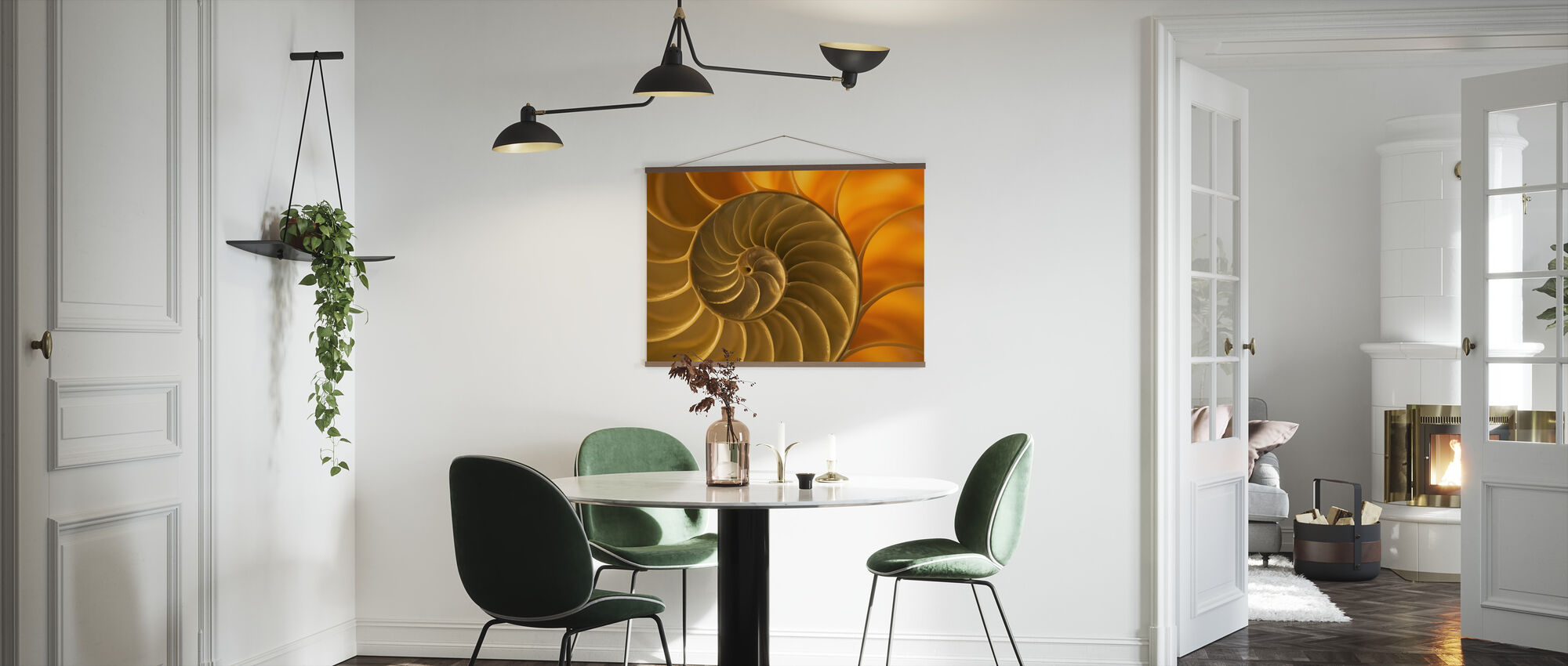 Nautilus Shell - Poster - Kitchen