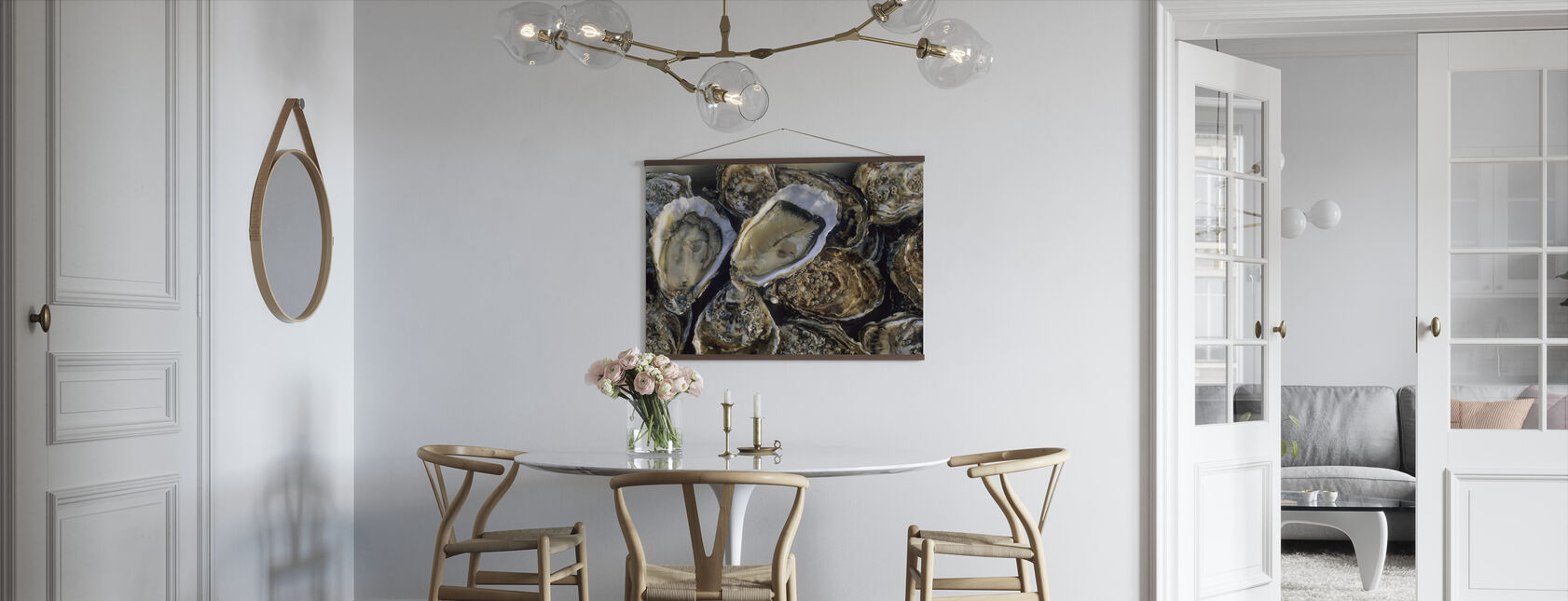 Oysters - Poster - Kitchen