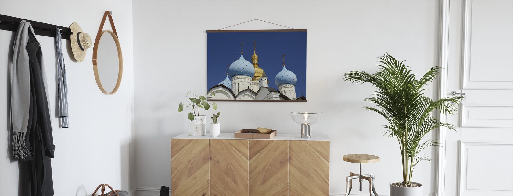 Annunciation Cathedral, Moscow - Poster - Hallway