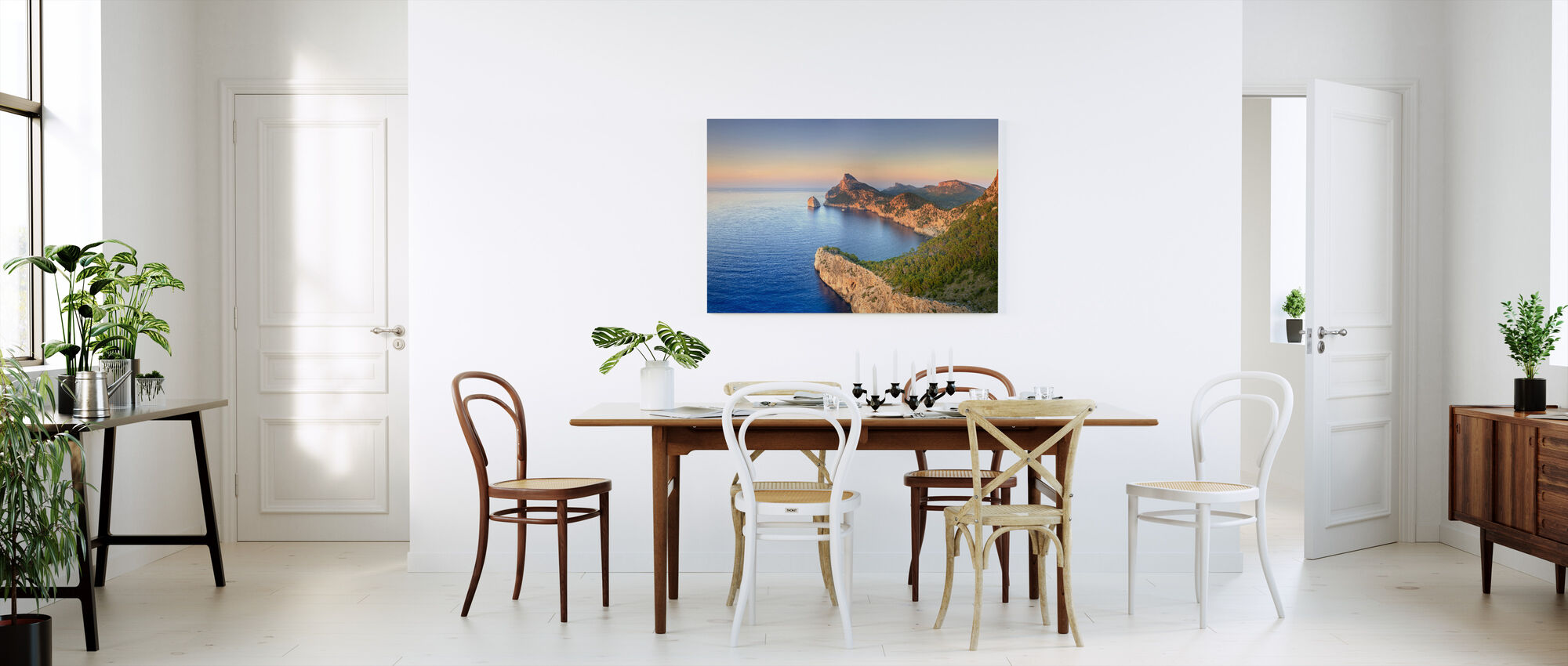 Cap de Formentor, Mallorca - Canvas print - Kitchen