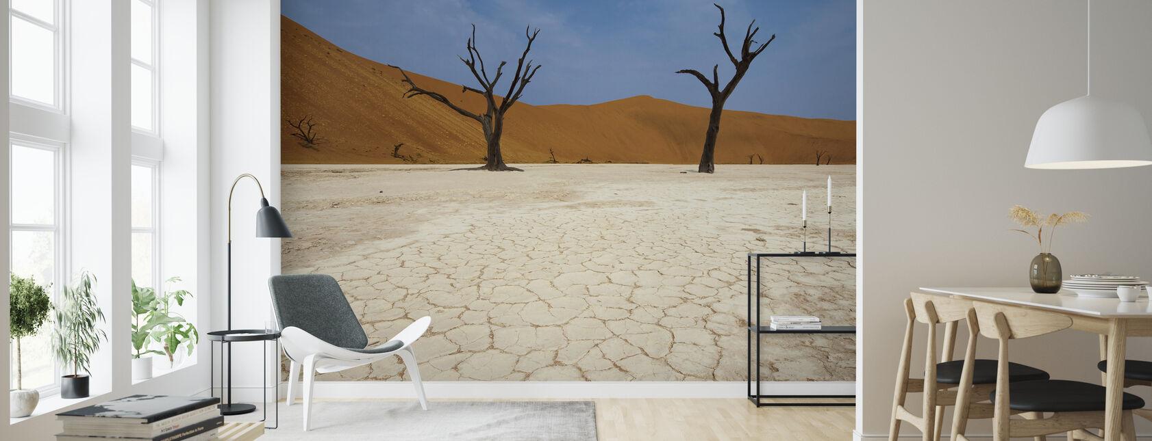 Deadvlei, Namibia - Tapet - Stue