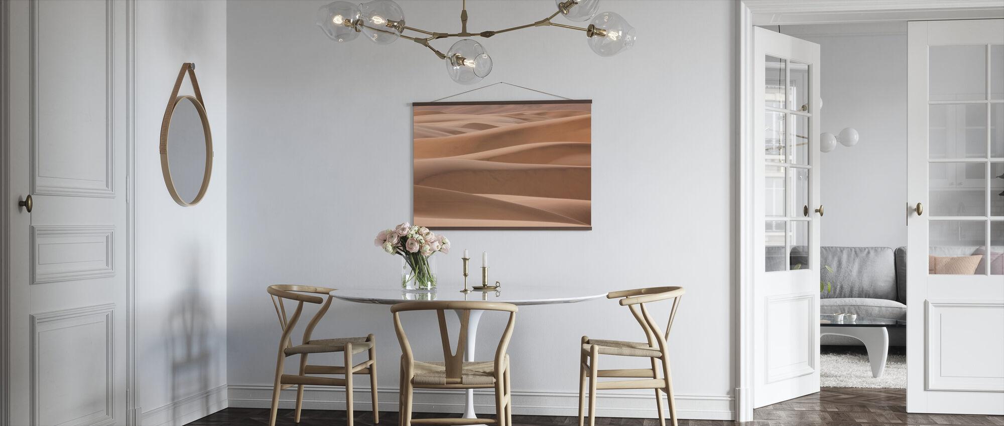 Dunes of the Desert - Poster - Kitchen