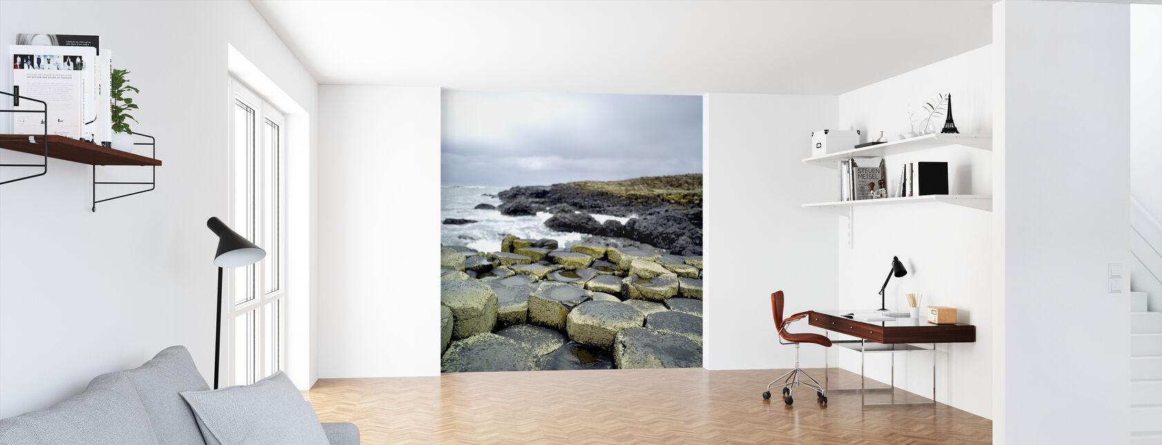 Giants Causeway - Wallpaper - Office