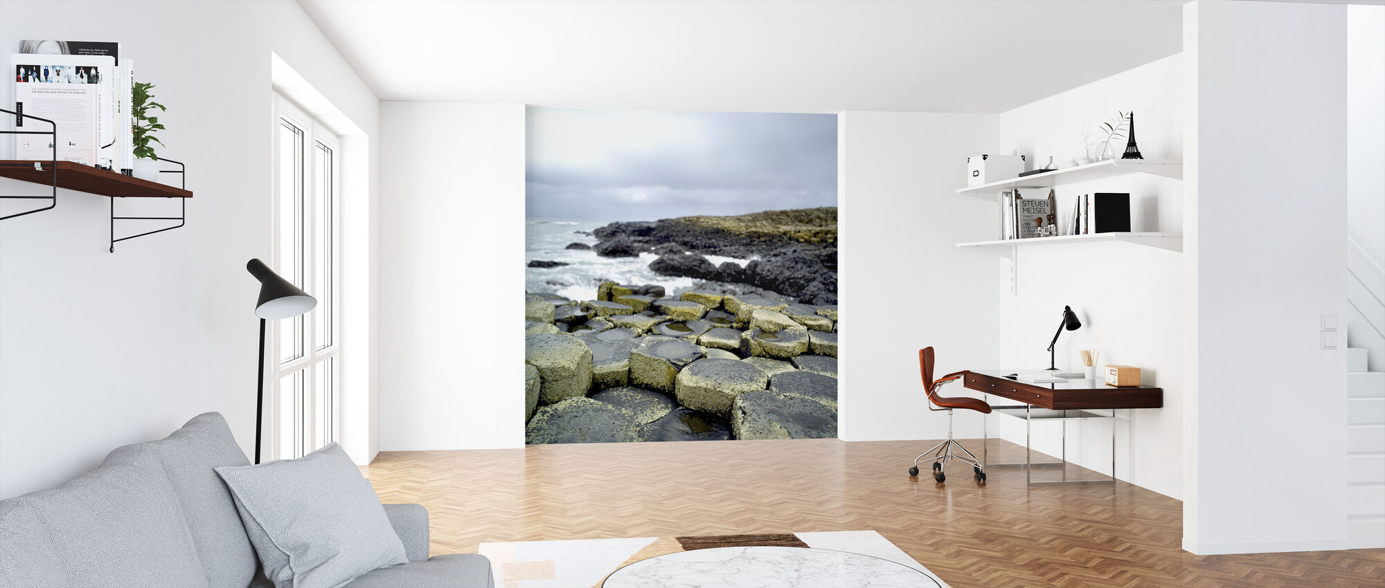 Giants Causeway - Wallpaper - Office