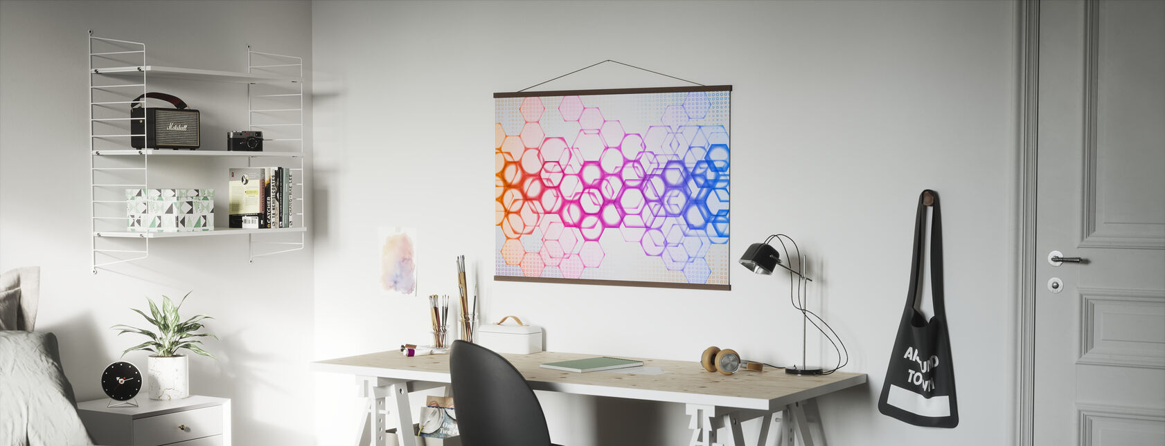 Out of Focus - Poster - Office