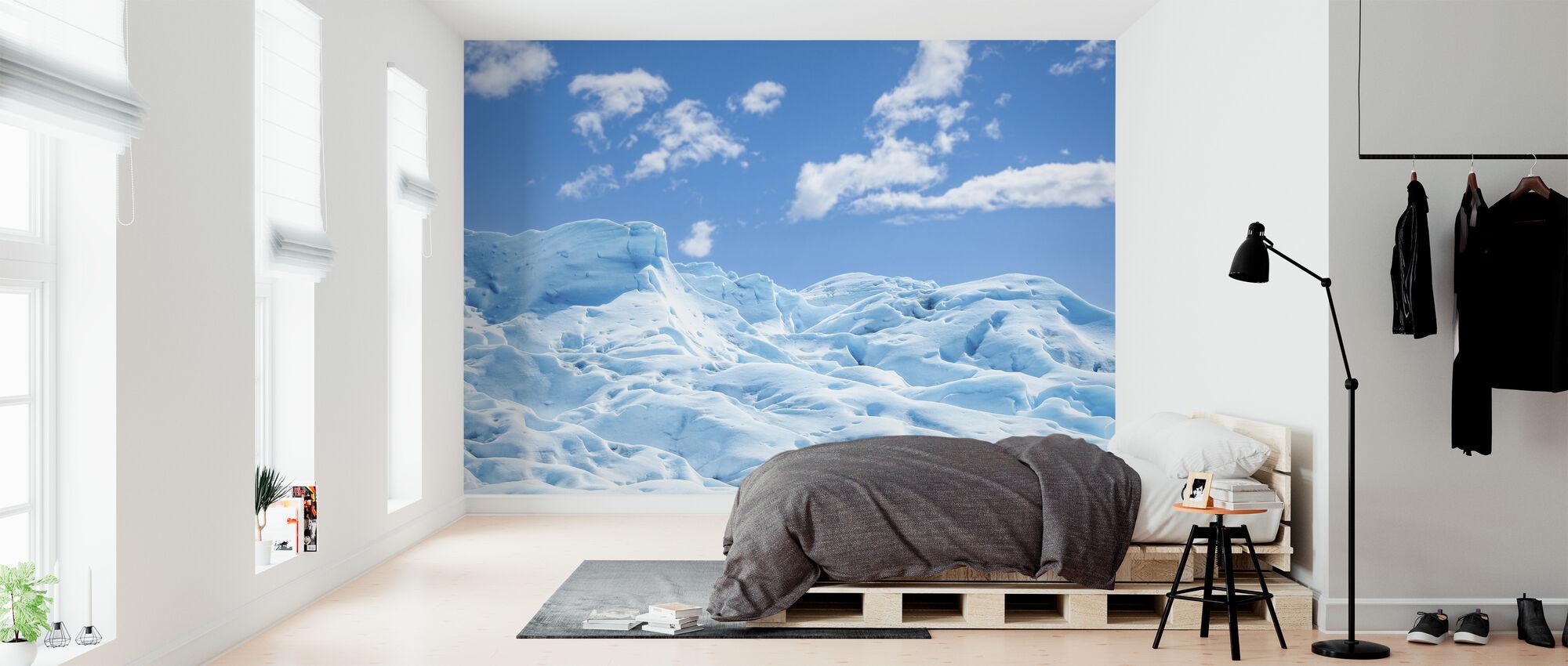 Frozen Ground - Wallpaper - Bedroom