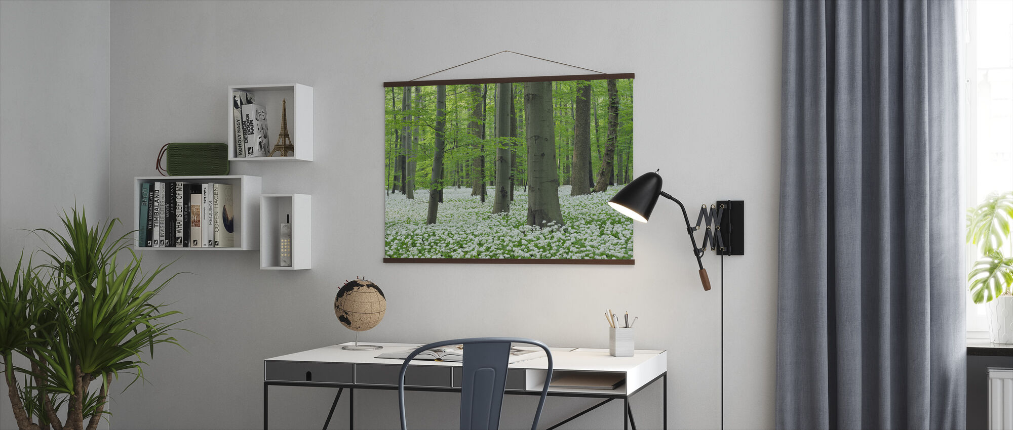 Ramsons Forest - Poster - Office