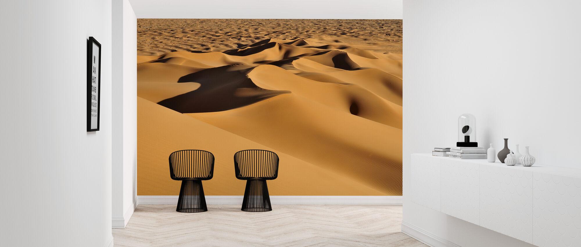 Sand Dunes - Wallpaper - Hallway