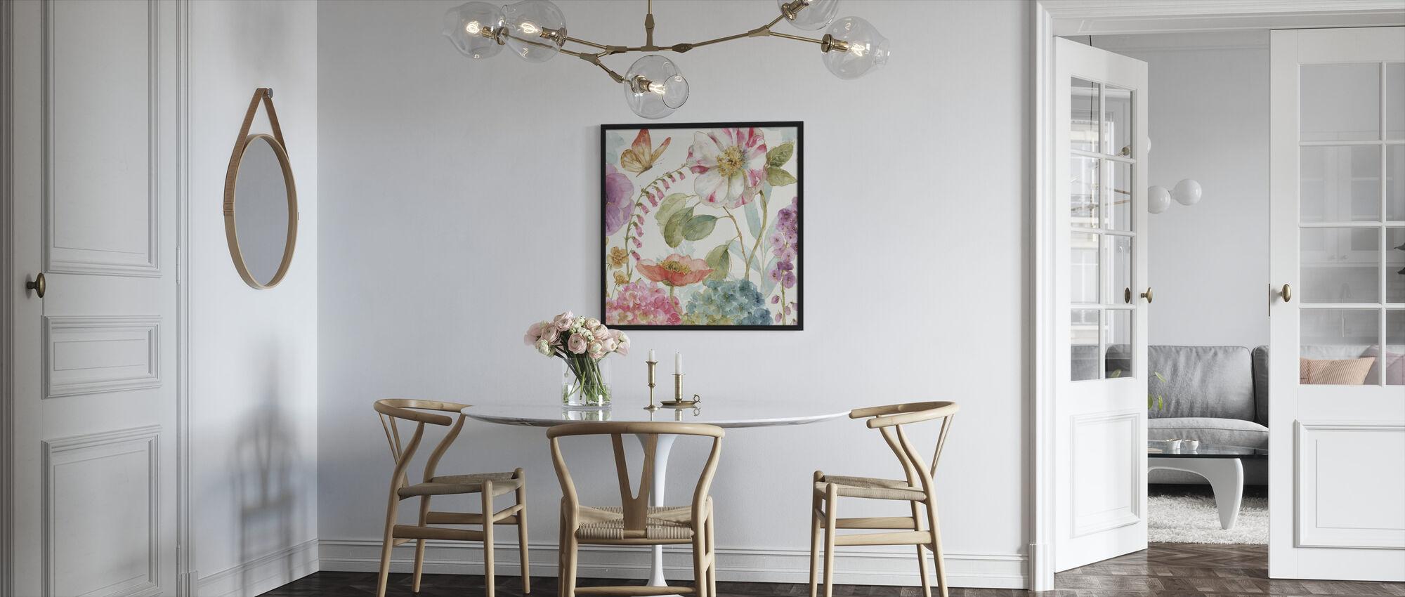 Garden Delight 2 - Framed print - Kitchen