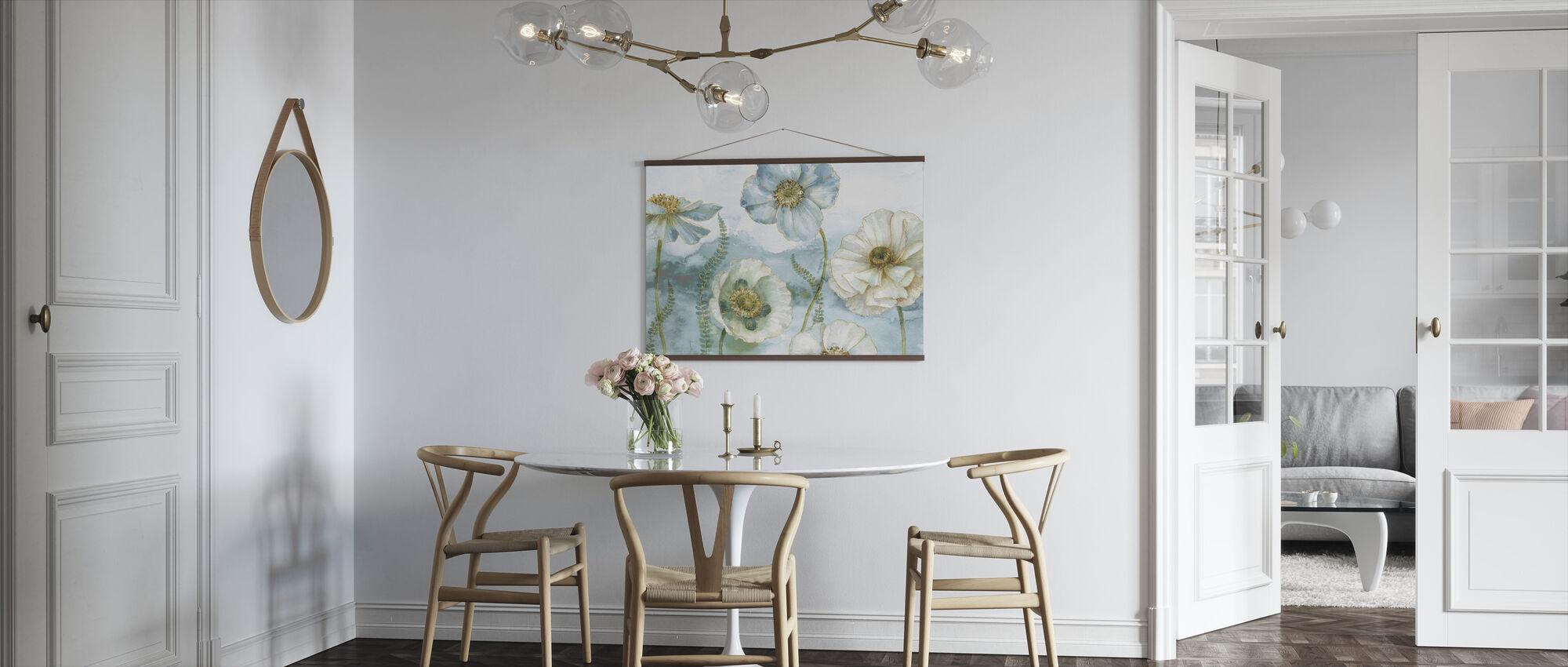 Mina Växthus Blommor - Poster - Kök