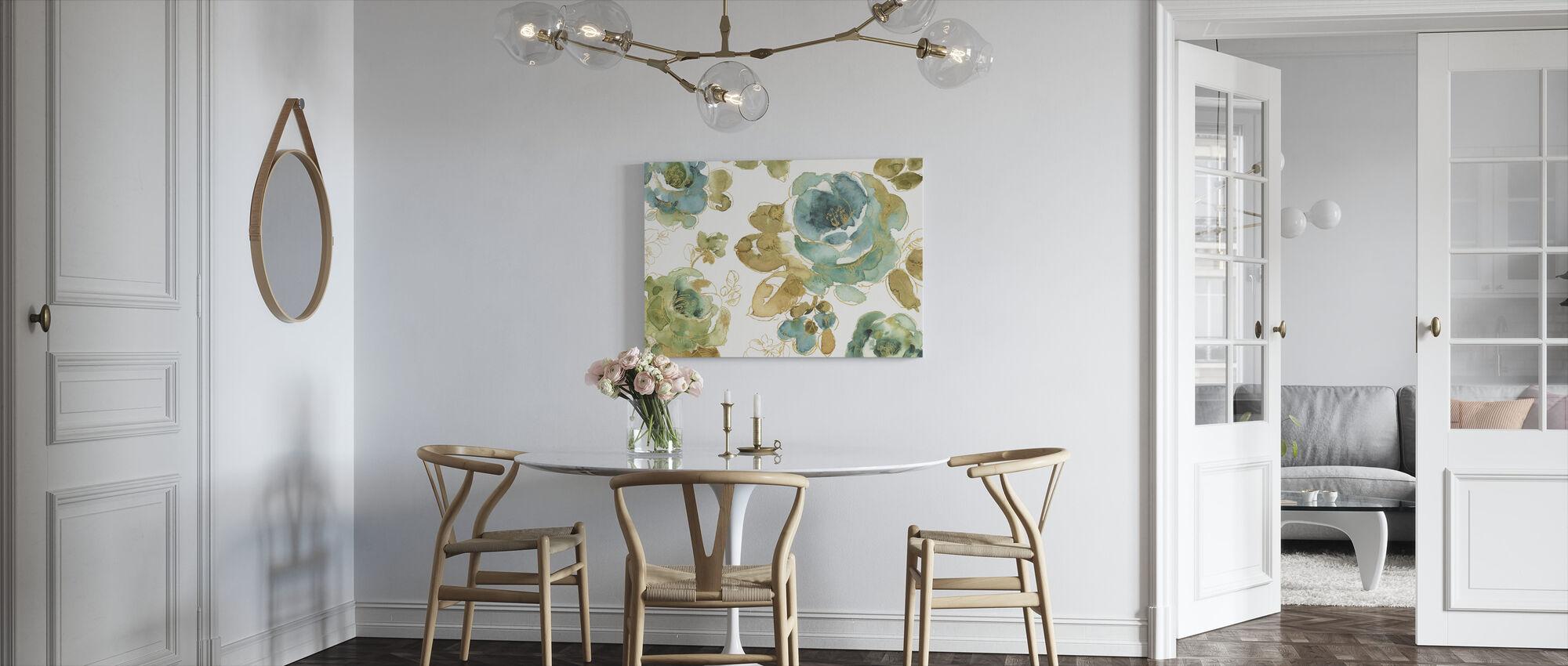 Mijn broeikas Rozen - Canvas print - Keuken