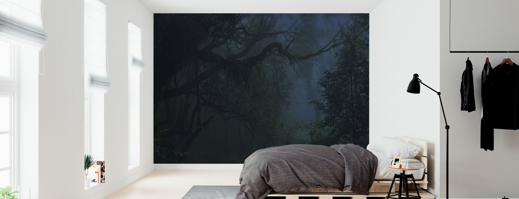 Dusking - Wallpaper - Bedroom