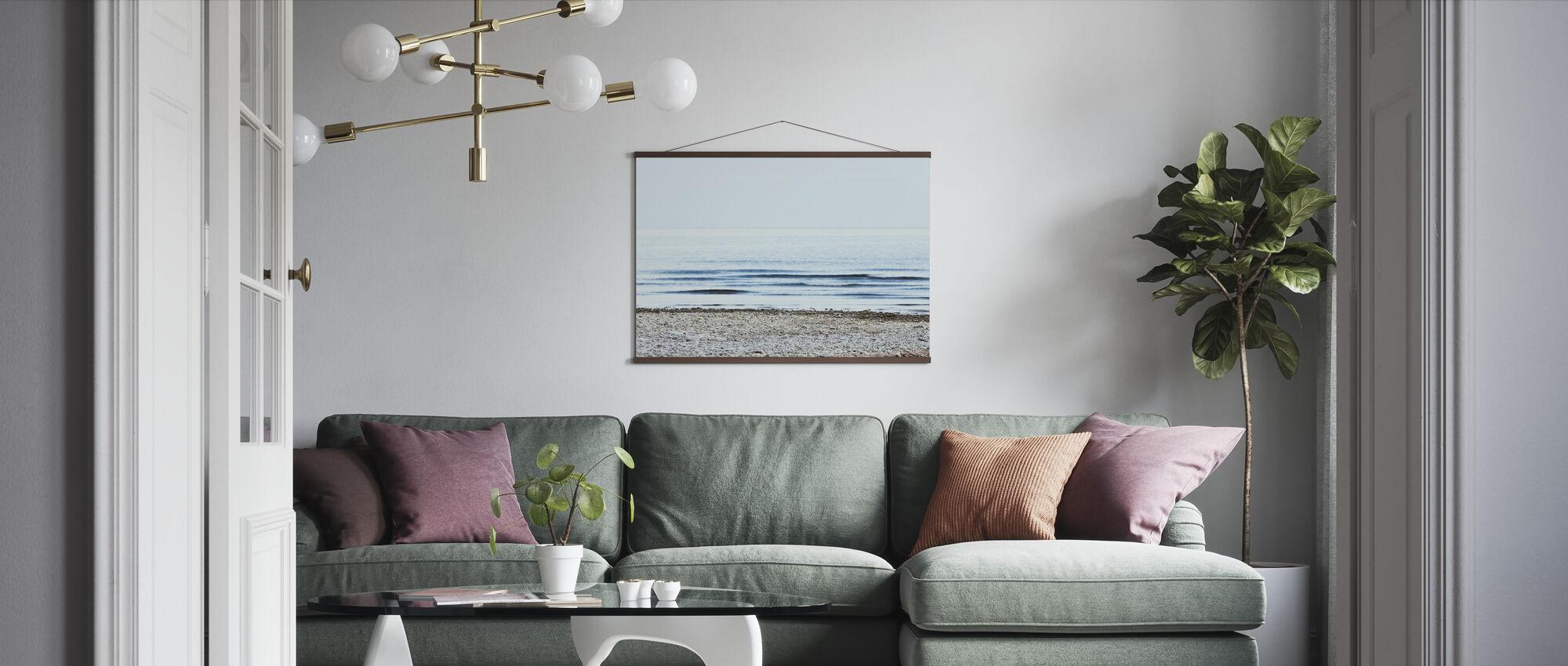 Beach - Poster - Living Room