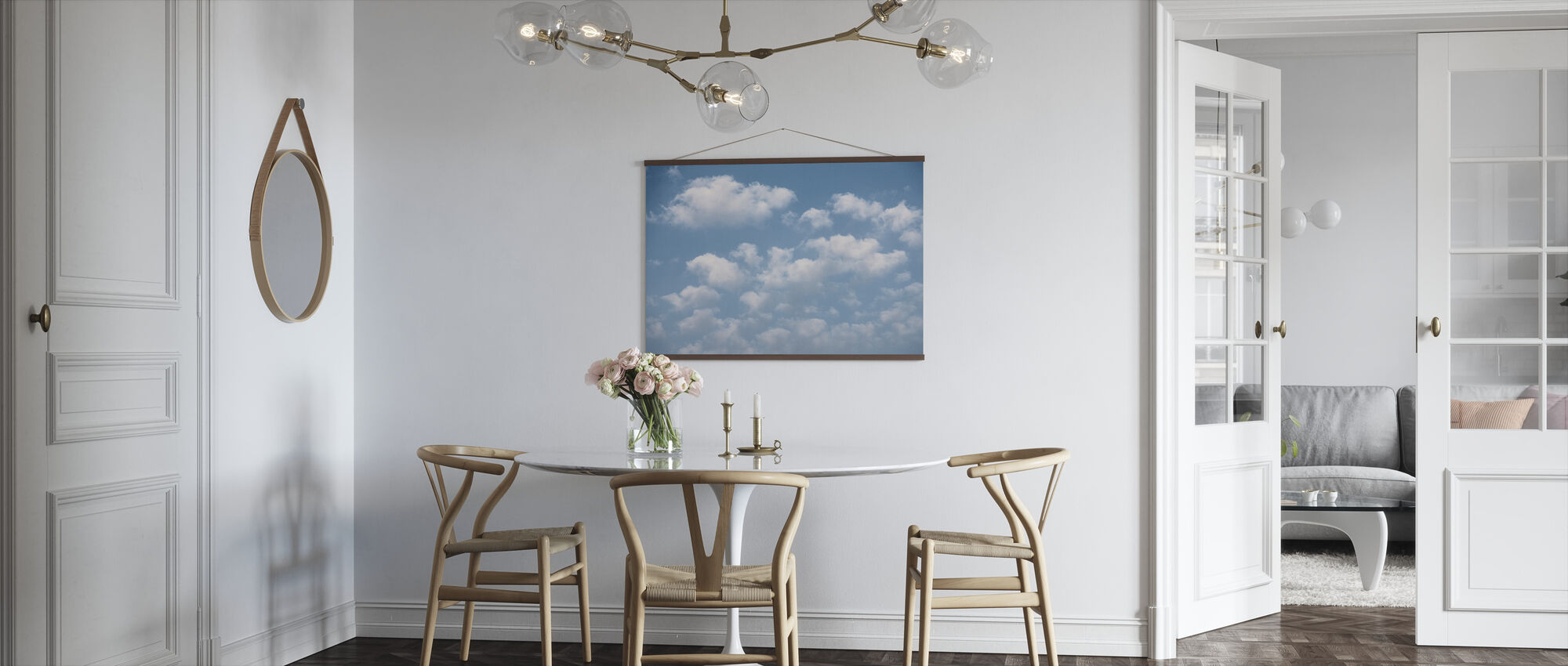 Cloud Sky - Poster - Kitchen