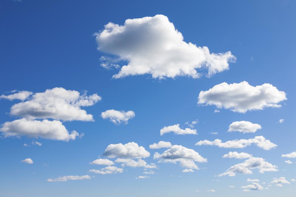 cloud cloud - wall mural  u0026 photo wallpaper