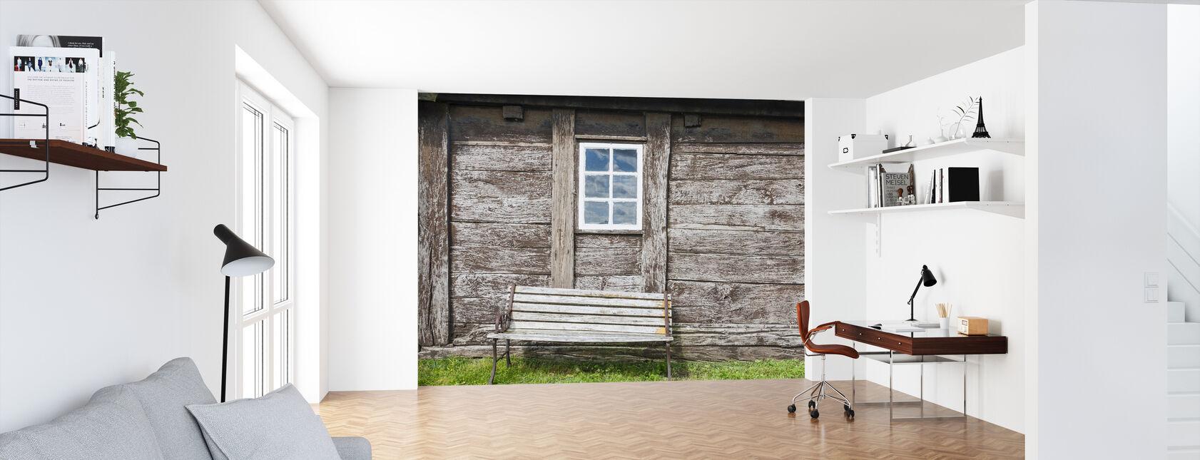 House Idyll - Wallpaper - Office