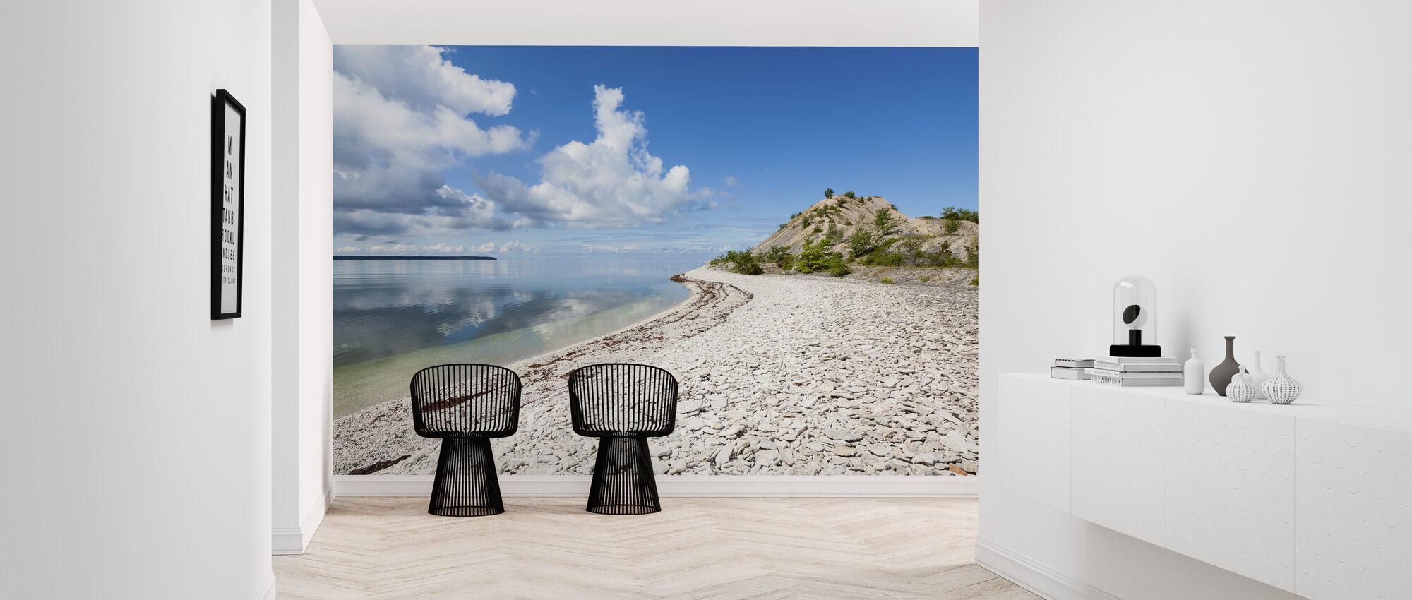 Sunny Coast of Gotland - Wallpaper - Hallway