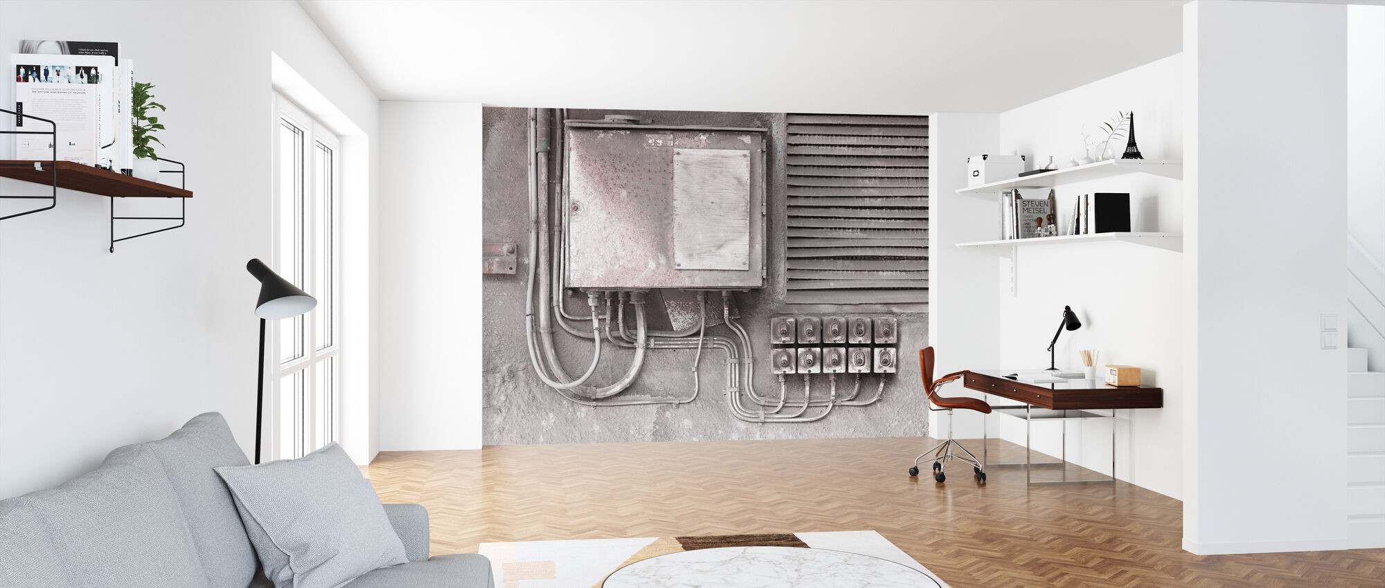 Old Technology - Wallpaper - Office