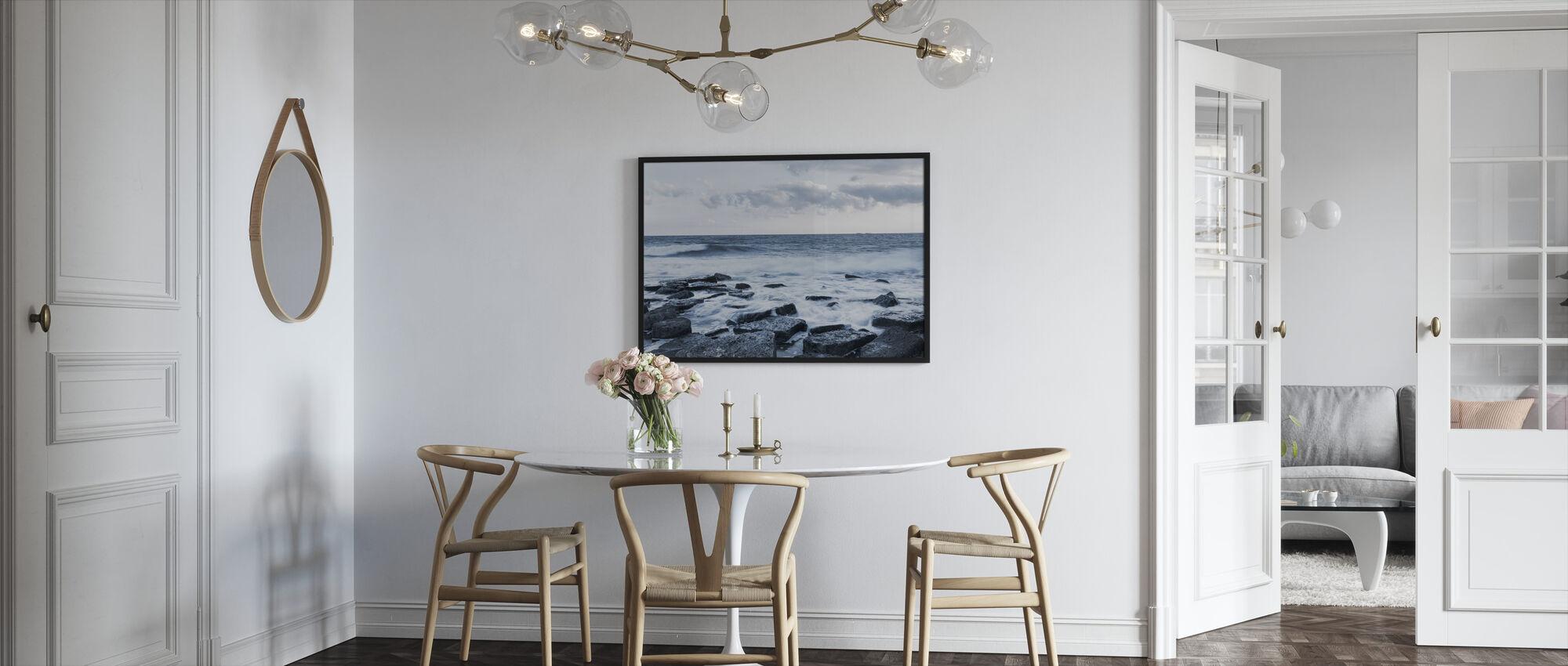 Merimaisemat - Kehystetty kuva - Keittiö