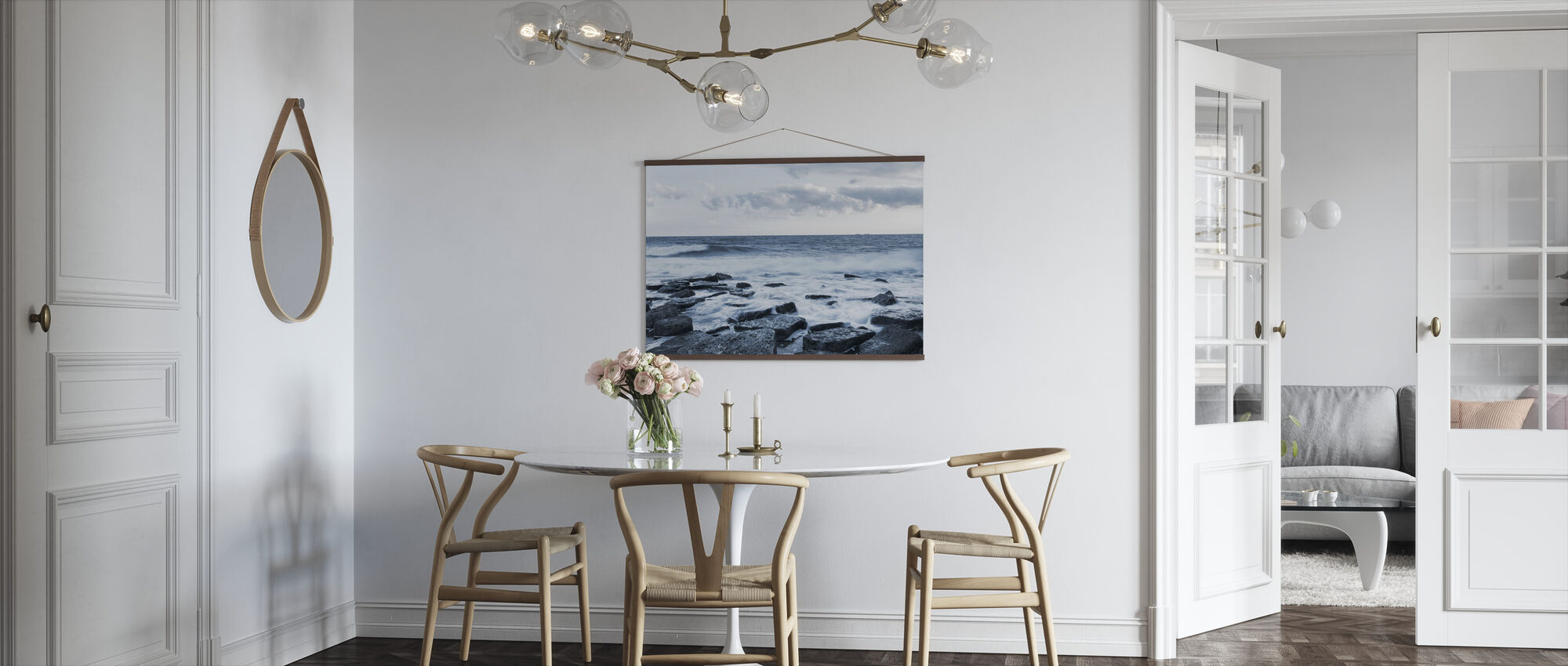 Seascapes - Poster - Kitchen