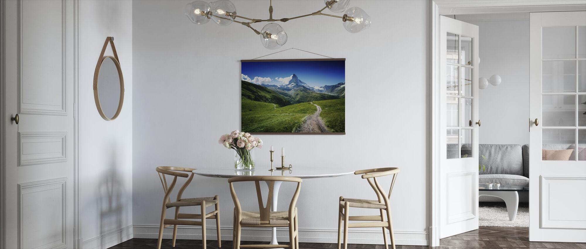 Matterhorn II - Poster - Kök