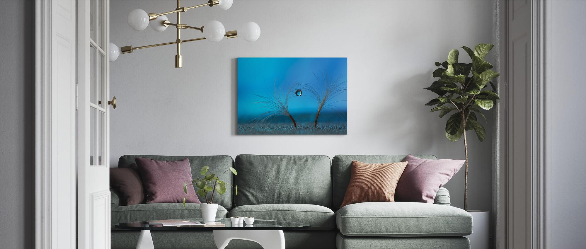 Keep the Balance - Canvas print - Living Room