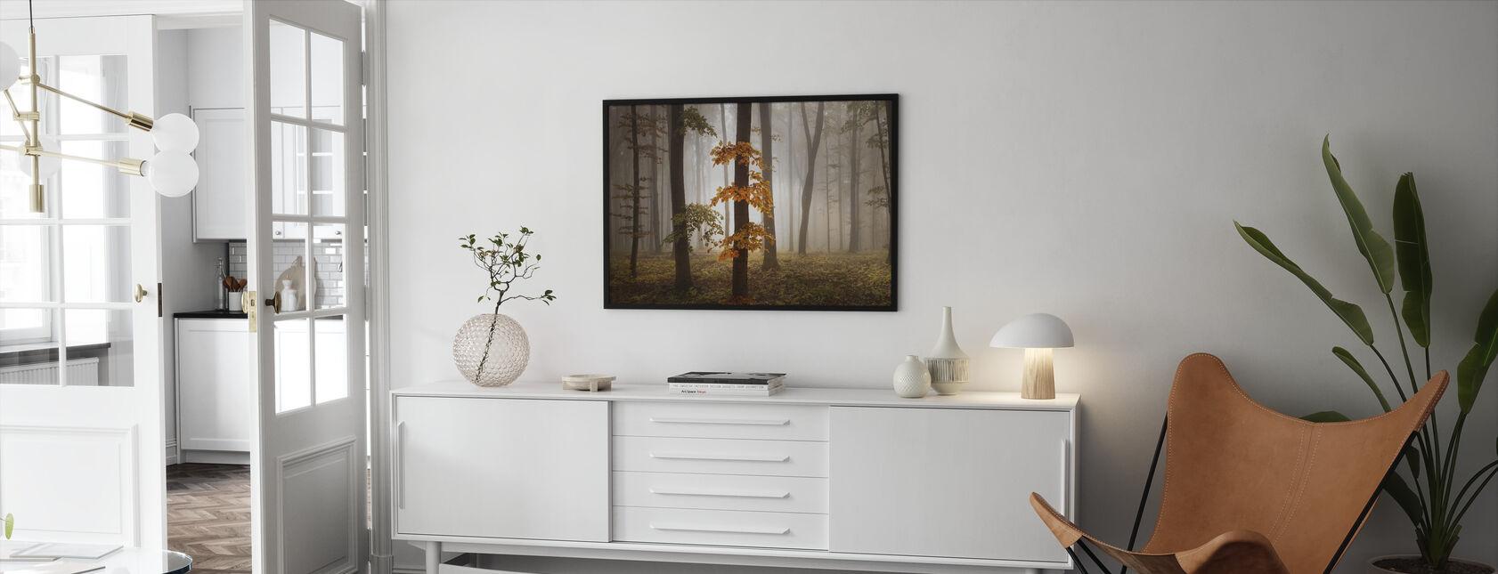 In November Light - Framed print - Living Room