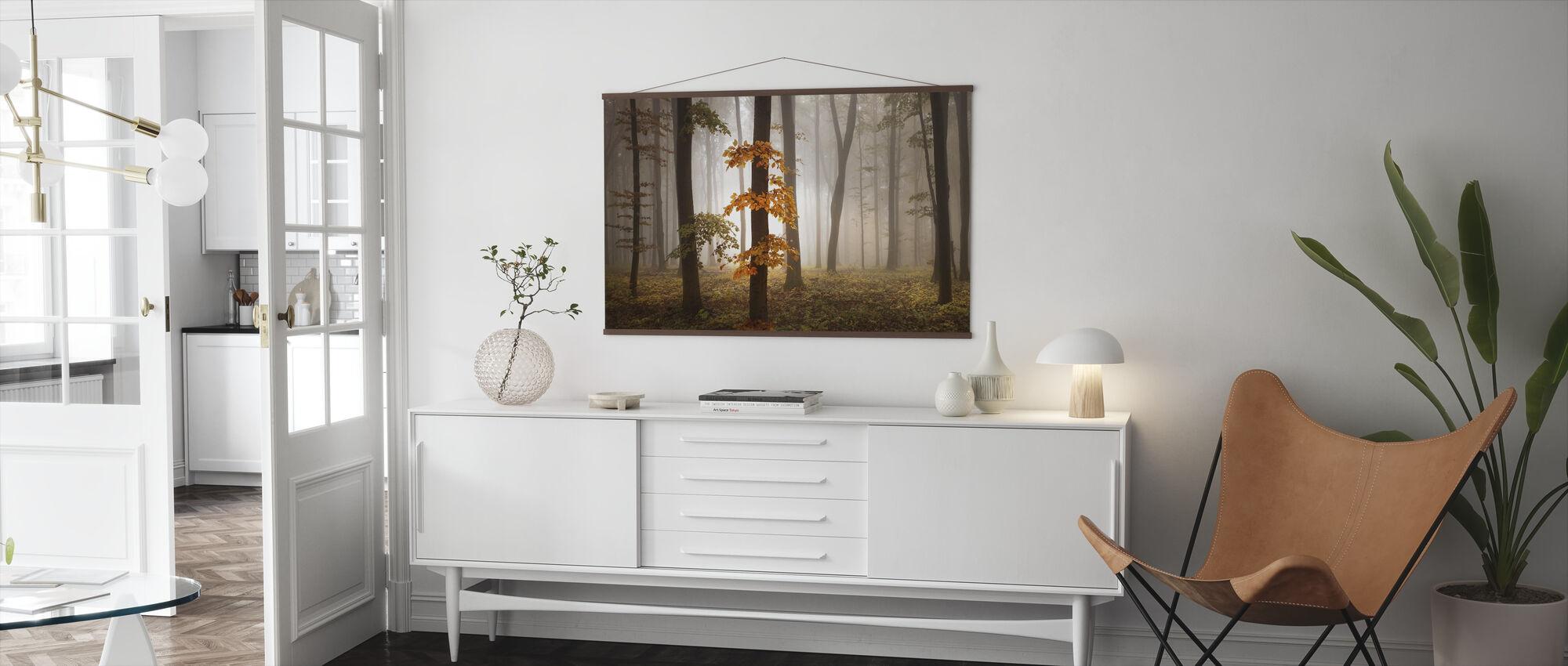 In November Light - Poster - Living Room