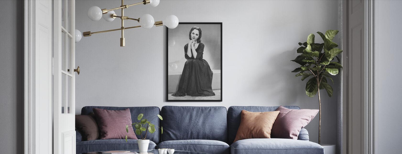 Cinderella 1957 - Framed print - Living Room