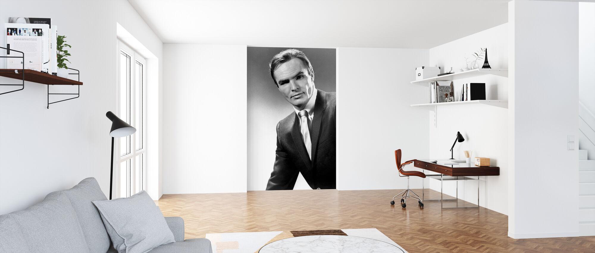 Dan August - Wallpaper - Office