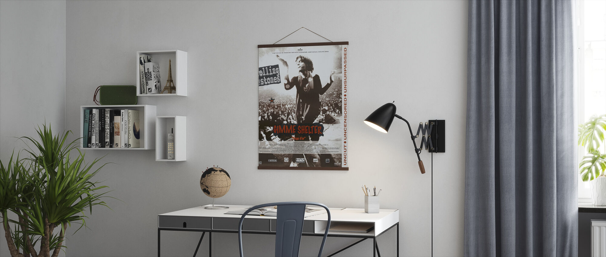 Gimme Shelter - Poster - Office