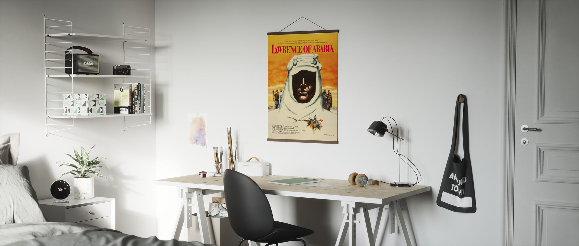Movie Poster Lawrence of Arabia - Poster - Office