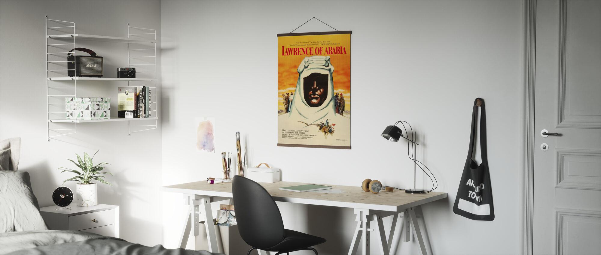 Filmposter Lawrence van Arabië - Poster - Kantoor