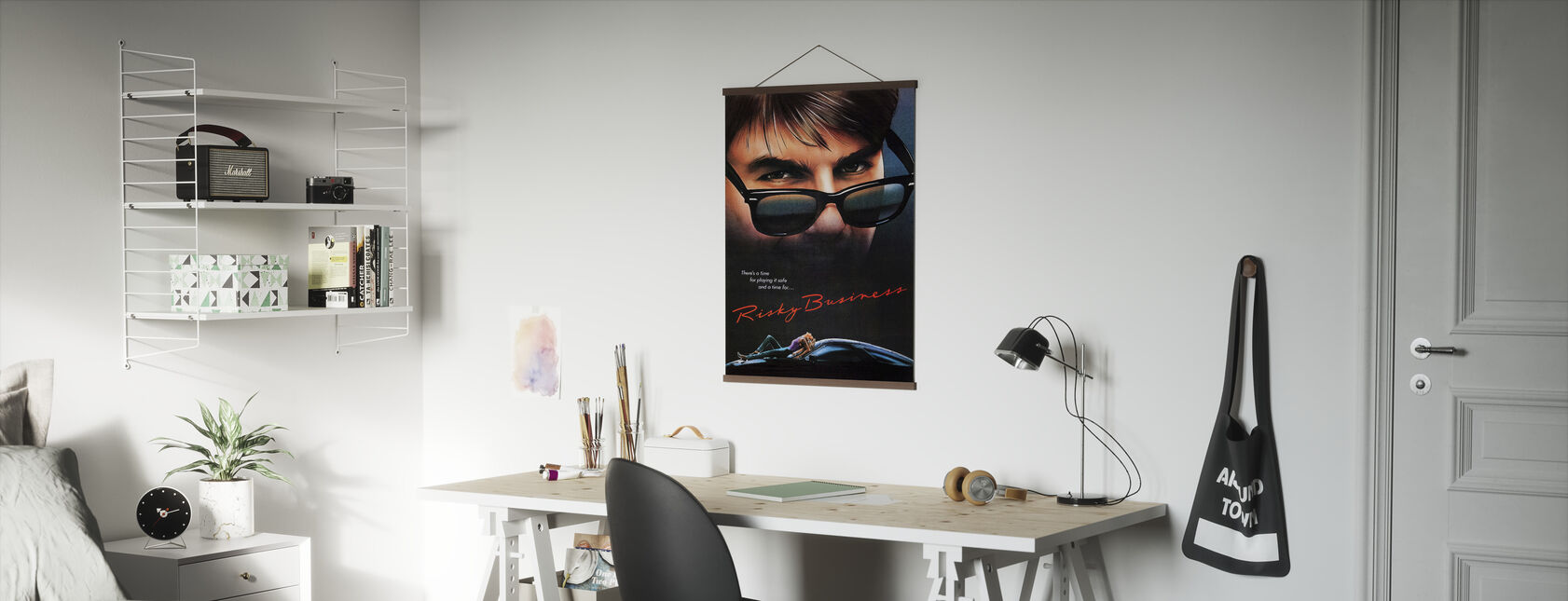 Movie Poster Risky Business - Poster - Office
