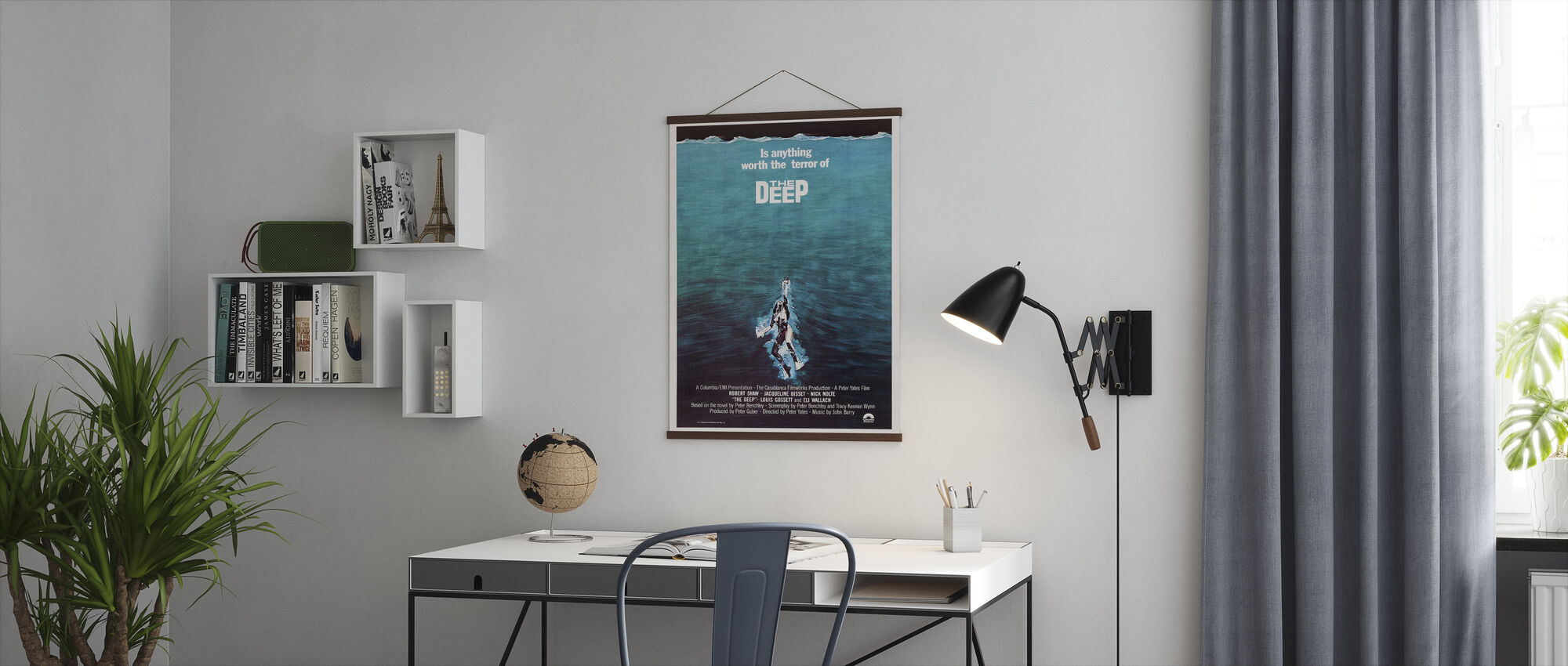Film plakat Terror av dypet - Plakat - Kontor