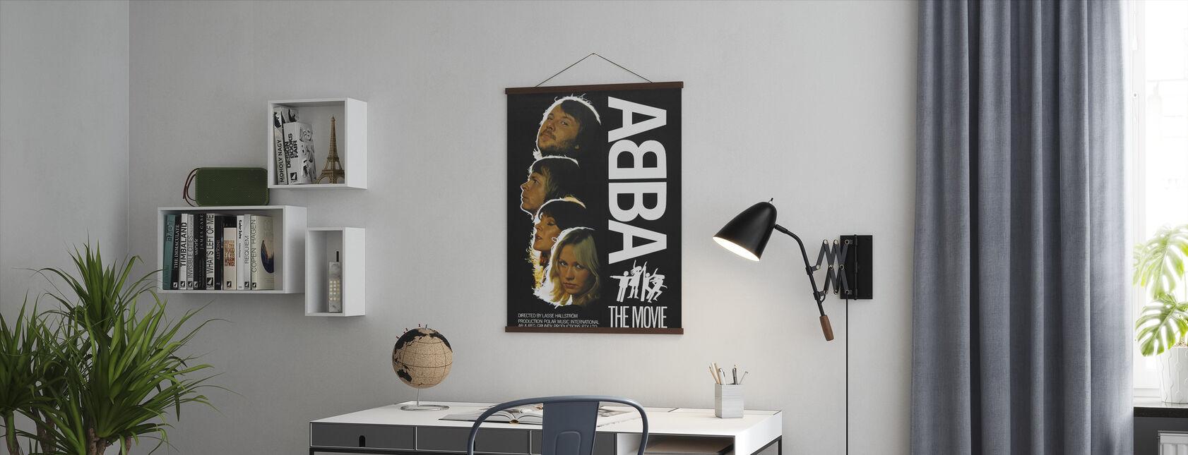De film - Poster - Kantoor